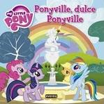 capa do Ponyville, doce Ponyville