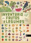 capa do Inventário ilustrado dos frutos e legumes