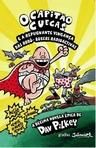 capa do O capitão cuecas e a repugnante vingança das robô-boxers radioactivas