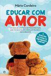 capa do Educar com amor : um guia de afetos e sentimentos para que os seus filhos cresçam felizes e equilibrados