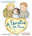 capa do A família de Flora