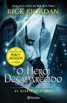 capa do O herói desaparecido