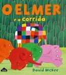 capa do O Elmer e a corrida