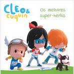 capa do Os melhores super-heróis