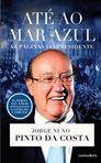 capa do Até ao mar azul : as páginas do presidente