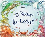 capa do O reino de coral