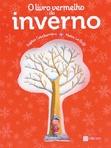 capa do O livro vermelho do inverno