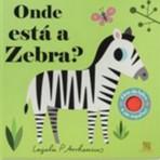 capa do Onde está a zebra?