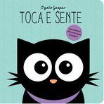 capa do O gato Gaspar : toca e sente
