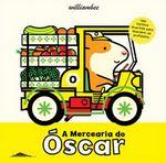 capa do A mercearia do Óscar