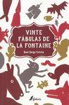 capa do Vinte fábulas de La Fontaine