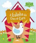 capa do A galinha dos ovos de ouro