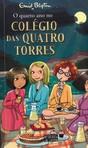 capa do O quarto ano no Colégio das Quatro Torres