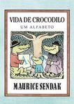 capa do Vida de crocodilo : um alfabeto