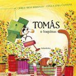 capa do Tomás, o traquinas