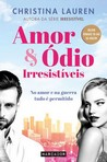 capa do Amor & ódio irresistíveis