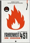 capa do Fahrenheit 451