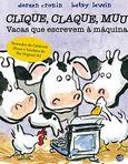 capa do Clique, claque, muu : vacas que escrevem à máquina