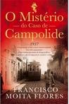 capa do O mistério do Caso de Campolide