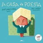 capa do A casa da poesia