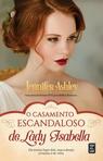capa do O casamento escandaloso de Lady Isabella