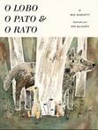 capa do O lobo, o pato e o rato