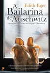 capa do A bailarina de Auschwitz