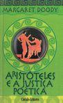 capa do Aristóteles e a justiça poética