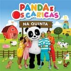 capa do Panda e os Caricas [ Registo sonoro] : na quinta